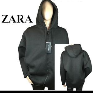 ZARA Men's Hooded Jacket